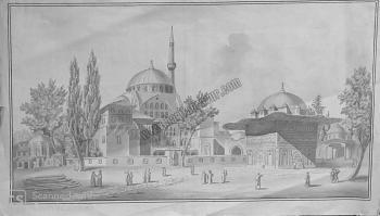 Tophane Kılıç Ali Paşa Camii ve Tophane Çeşmesi